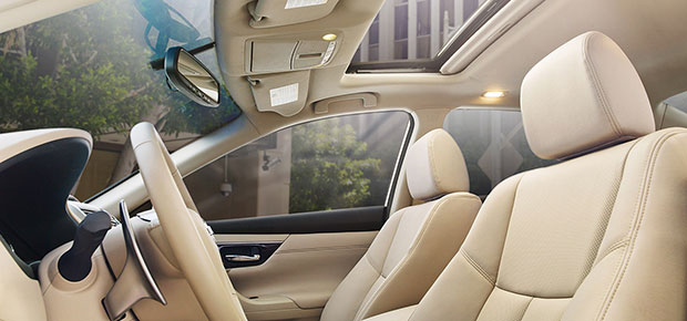 2017 Nissan Altima Review   Altima Features & Specs ...