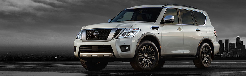 2017 nissan armada review features specs dallas allen tx. Black Bedroom Furniture Sets. Home Design Ideas