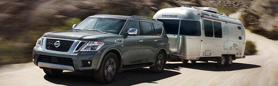 2017 Nissan Armada Review Phoenix Nissan Armada