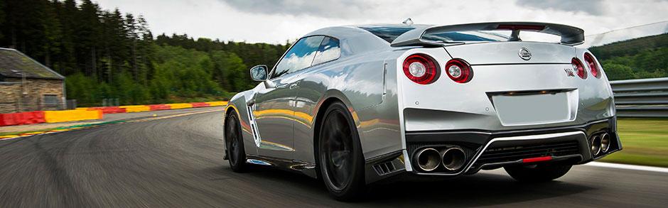 2017 Nissan GTR in Cerritos  Nissan GTR Review