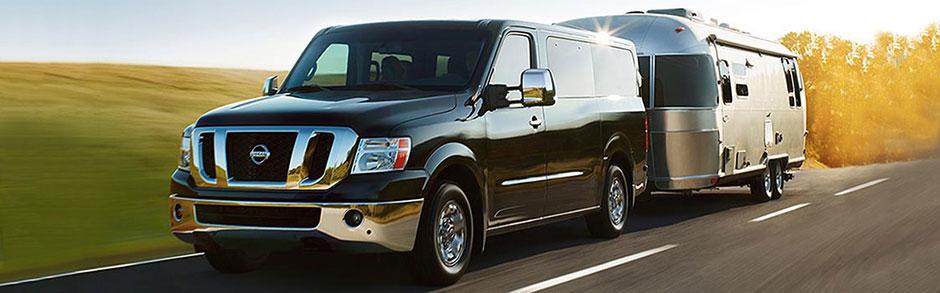 Nissan Van Reviews 2017 NV Passenger Cargo NV200