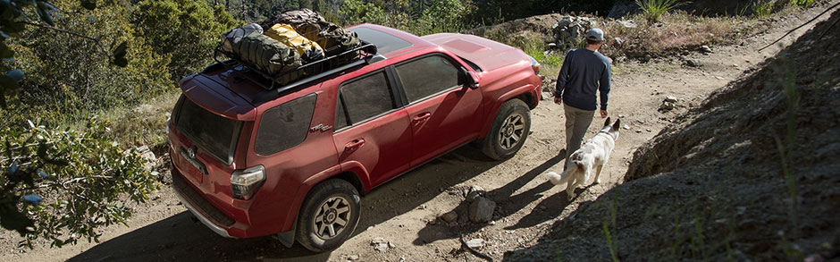 2017 Toyota 4Runner Review   Features & Specs   In Grapevine