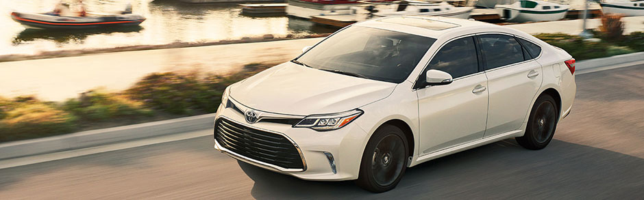 2017 Toyota Avalon Hybrid Review Full Size Cars For Houston