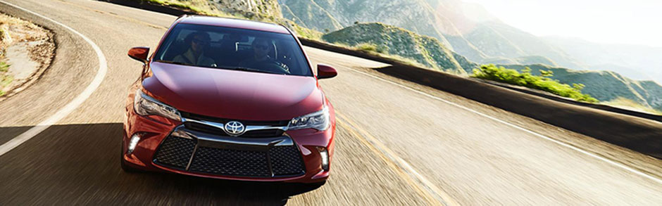 2017 Toyota Camry Specs And Features Phoenix Az