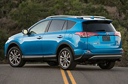2017 Toyota Rav4 Review Specs And Features Arlington Tx