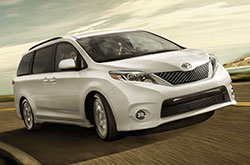 Several 2018 Toyota Sienna Reviews Have Praised The Minivan S Exceptional 3 5 Liter V6 Engine New Last Year Which Provides A Hefty Amount Of 296