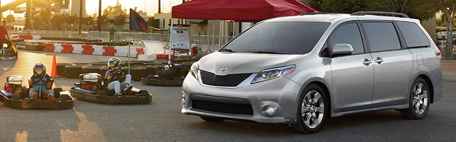 2017 toyota sienna review toyota sienna in dallas. Black Bedroom Furniture Sets. Home Design Ideas