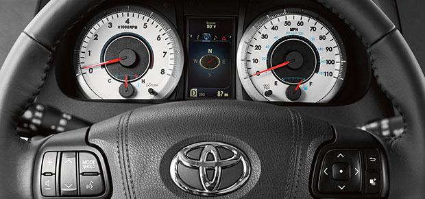 2017 Toyota Sienna Minivan Features And Specs Phoenix Az