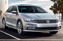 Compare Cars and Review the 2017 Volkswagen Passat
