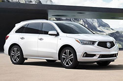 2018 Acura MDX Safety Features