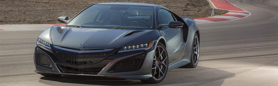 What S New On The 2017 Acura Nsx