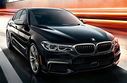 Research 2018 BMW 5 Series