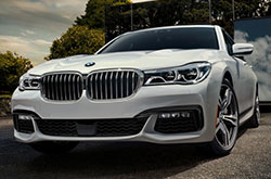 Research 2018 BMW 7 Series