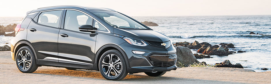 Chevrolet Bolt Model Review