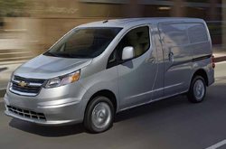 compare 2018 Chevrolet City Express