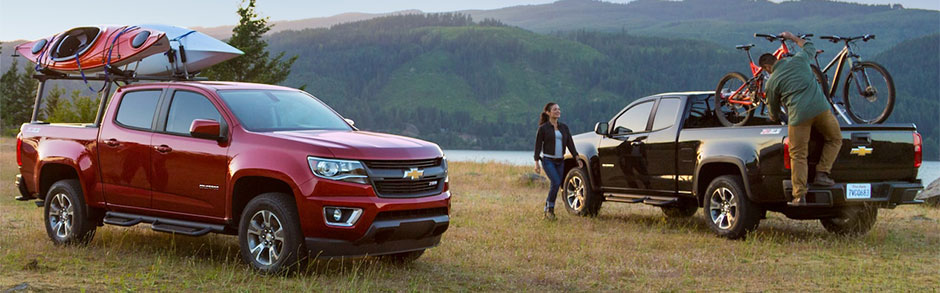 2018 chevy colorado review