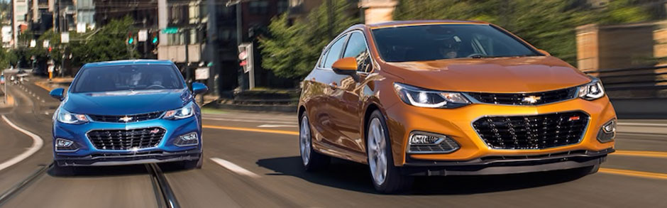 2018 Chevy Cruze Review | Features, Videos & Photos | Kansas City MO