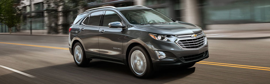 2018 Chevy Equinox Review | Features & Specs | Sanford ...