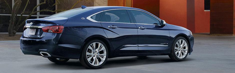 2018 chevrolet impala review full size sedans phoenix az 2018 Chevy Impala Interior