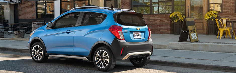 2018 Chevy Spark Review Specs And Features Lincoln Ne