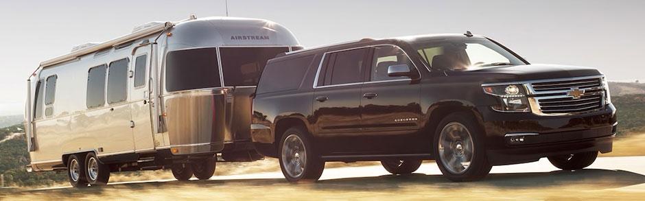 2018 Chevy Suburban Features | New SUVs Info | Scottsdale AZ