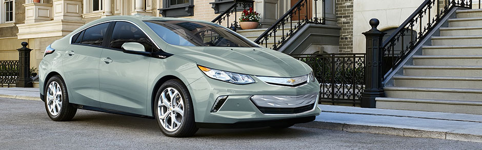 2018 Chevy Volt Review