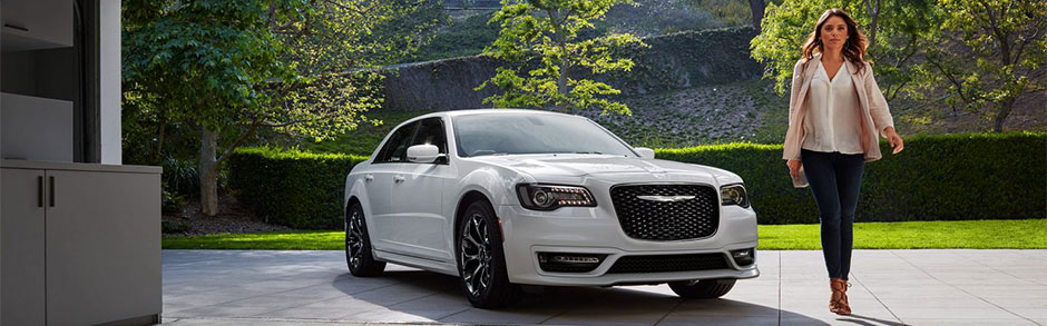 2019 Chrysler 300 Review | Specs and Features | Scottsdale AZ
