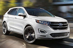 Ford Edge Reviews Highlight The Suvs Powertrain Options For Starters Theres A   Liter Turbocharged Four Cylinder Which Is Good For