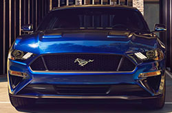 2018 Ford Mustang lights