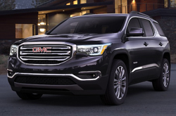 2019 GMC Acadia Features & Specs   New SUVs in Lincoln ...