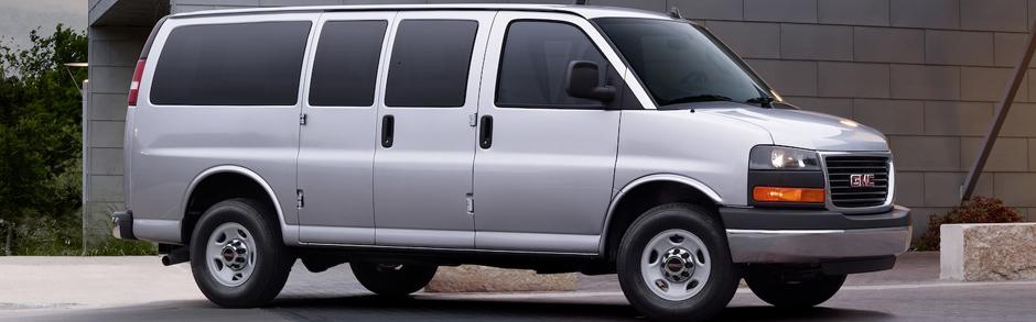 2019 Gmc Savana Passenger Van Review Specs Features Scottsdale Az