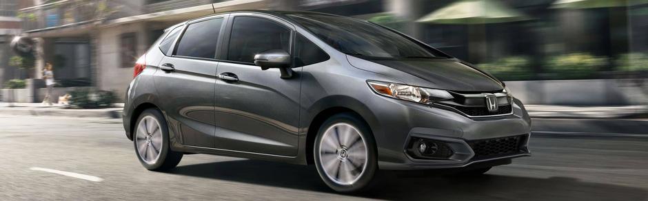 2018 Honda Fit Model Review