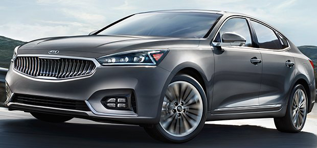 Phoenix Kia Cadenza Reviews Compare 2018 Cadenza Prices