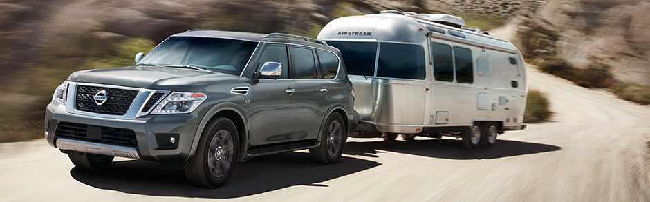 2018 Nissan Armada Review Info Amp Features Phoenix Az