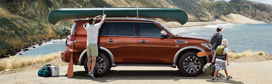 Nissan Armada Towing Capacity >> Nissan Armada Review Features Research Allen Frisco Tx