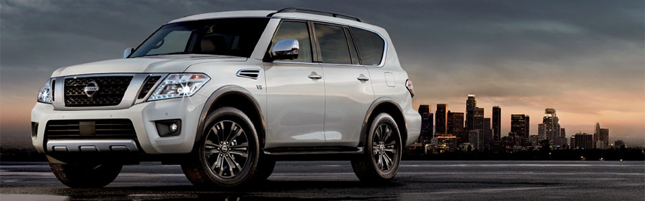 New Nissan Armada 2016 Release Date