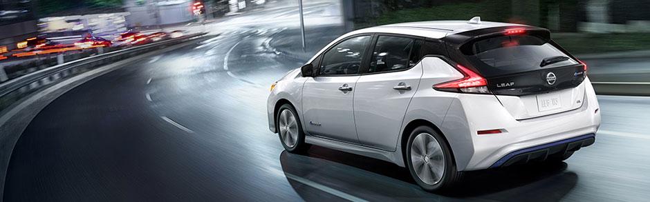 2018 Nissan Leaf Up To 150 Miles Battery Range