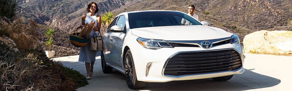 Toyota Avalon Near Me Compare New Sedans In Dallas