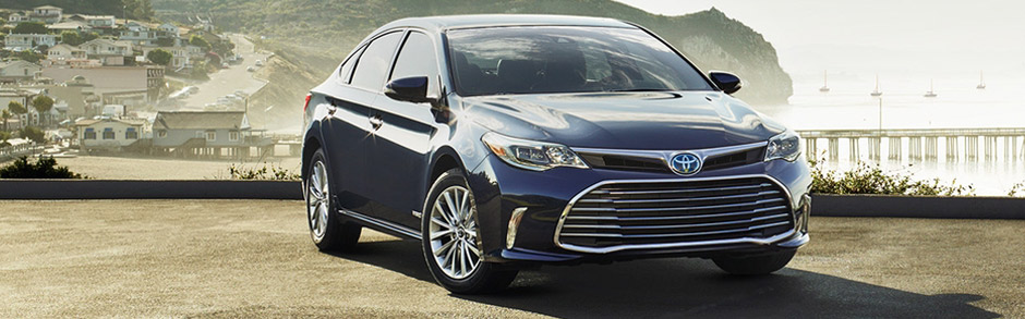 2018 Avalon Review In Evansville