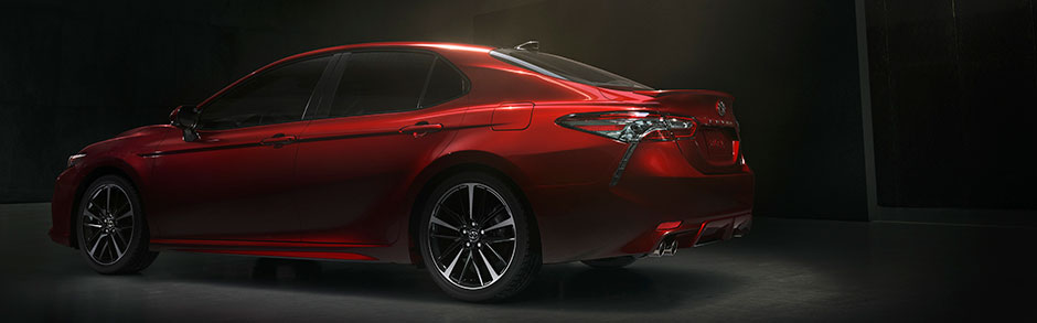 What Does The New 2018 Camry Offer