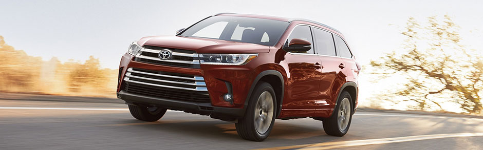 2019 Toyota Highlander Features Engines New Suvs Near Me