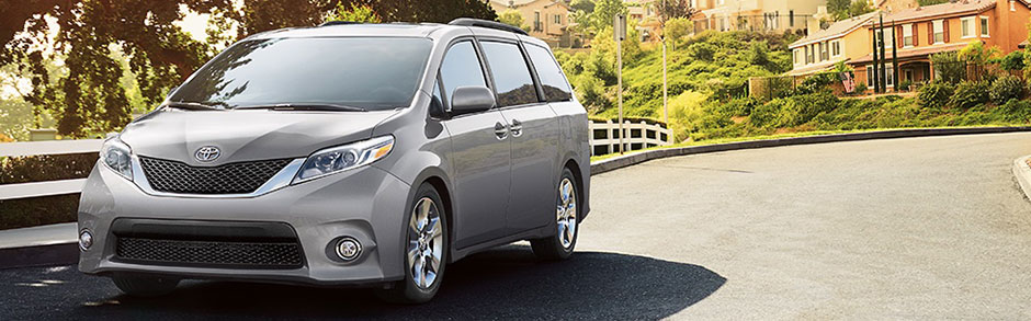 2018 Toyota Sienna Review Features And Specs Near