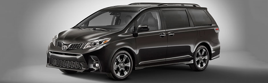 2018 Toyota Sienna Review Features Amp Specs Springfield Mo