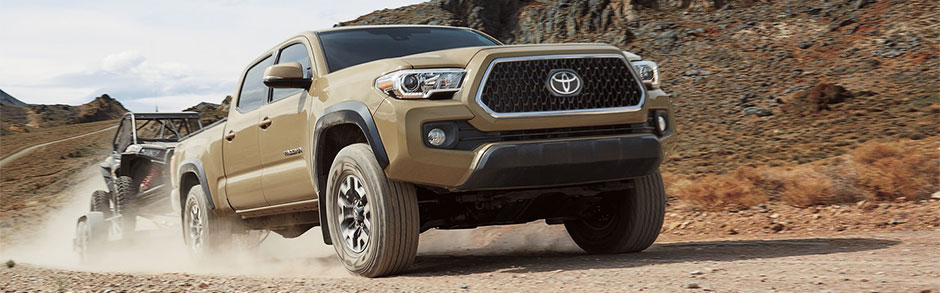 2019 Toyota Tacoma Review | New SUVs Near Me in Evansville