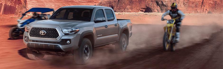 2018 Toyota Tacoma Omaha NE Review | Pickup Truck Specs