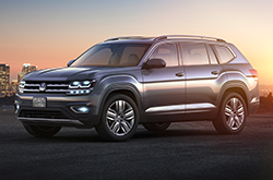compare SUVs like 2018 Volkswagen Atlas
