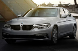 Research 2019 BMW 5 Series