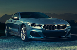 Research 2019 BMW 8 Series