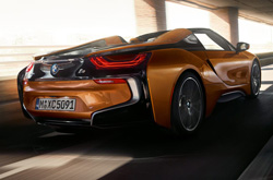 Research 2019 BMW i8