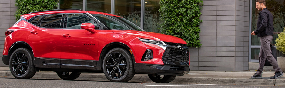2019 Chevy Blazer | Features & Review | in Evansville ...